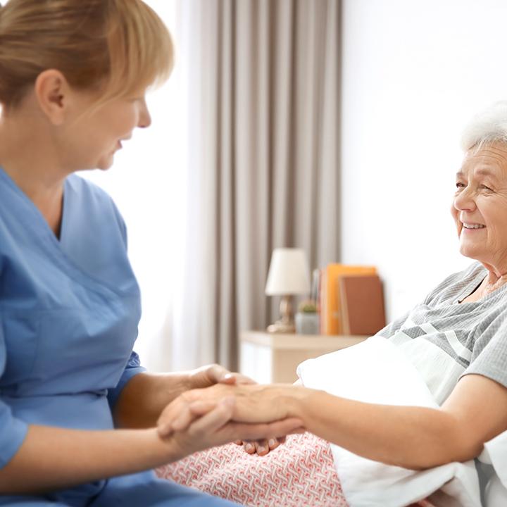 利用者のことを一番知っているのは介護職
